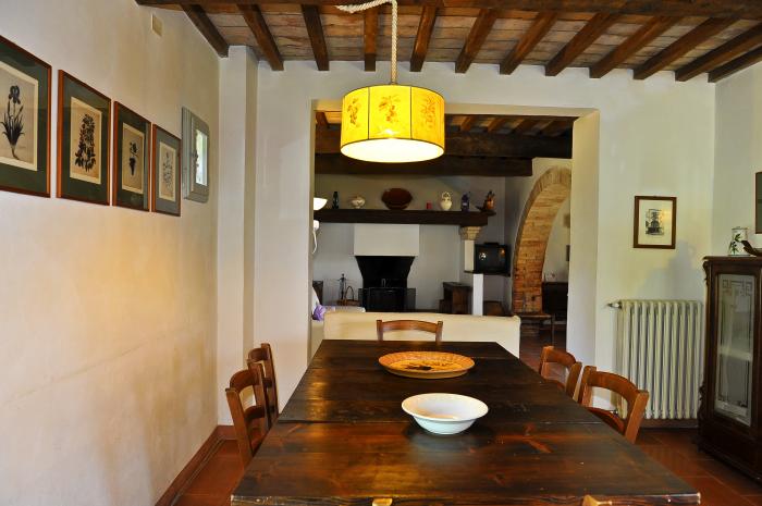 Villa / house casetta della mama to rent in san casciano dei bagni