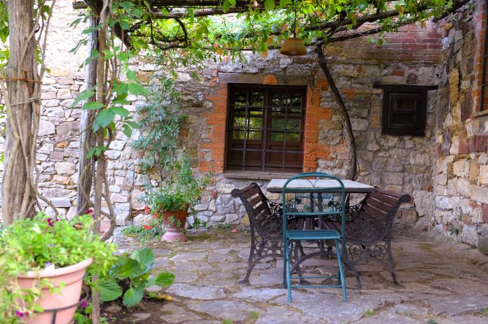Villa / house perlesa to rent in montegabbione