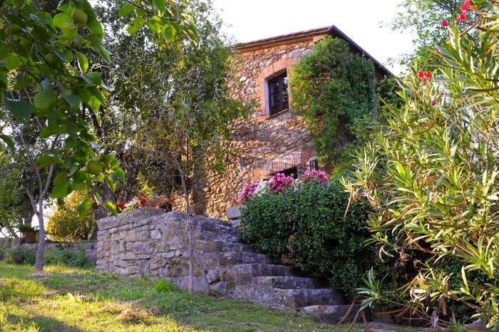 Villa / Haus Perlesa zu vermieten in Montegabbione