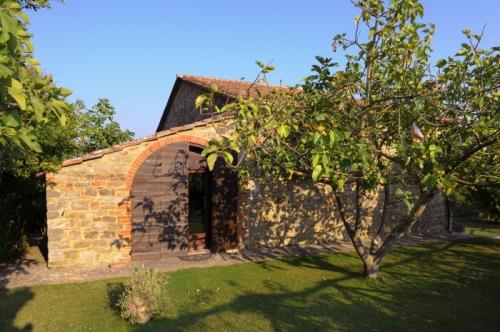 Villa / maison perlesa à louer à montegabbione