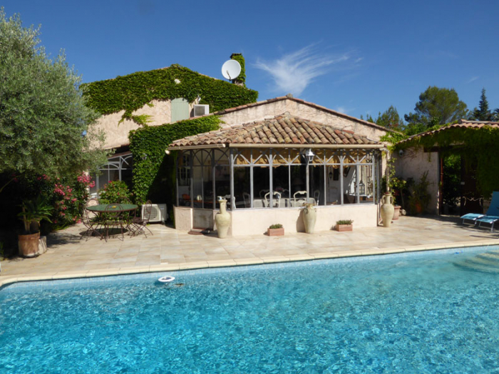 Villa / house Vignes de Provence to rent in Cotignac