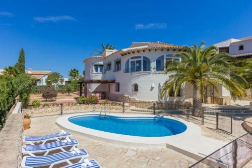 Villa / Maison PALMIRA à louer à Moraira