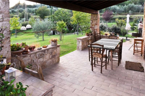 Property villa / house bagia
