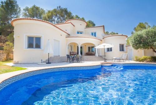 Villa / Maison LETICIA à louer à Benissa
