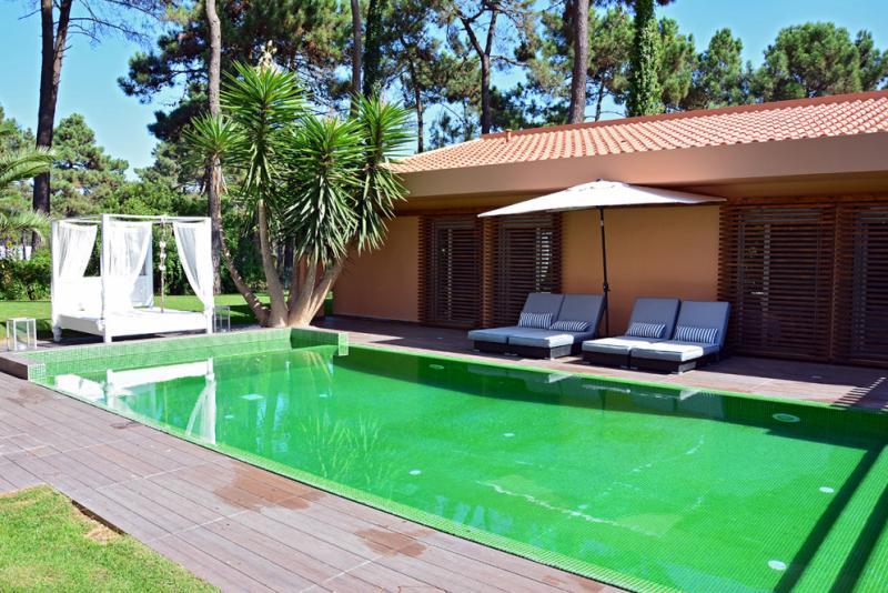 Location villa aroeira 8 personnes pll888 - Cout piscine chauffee ...