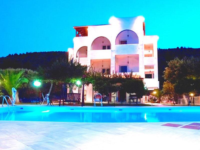 Villa / Maison luxe Agnanti
