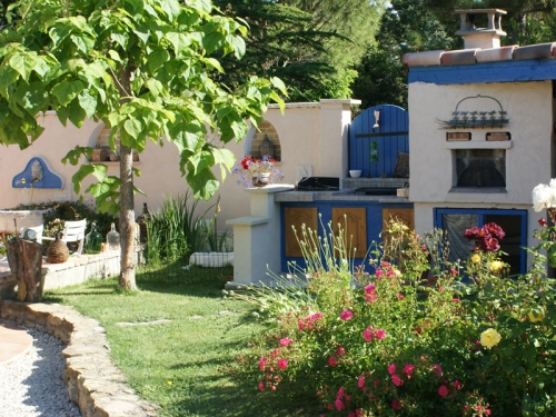 Property villa / house proche alès