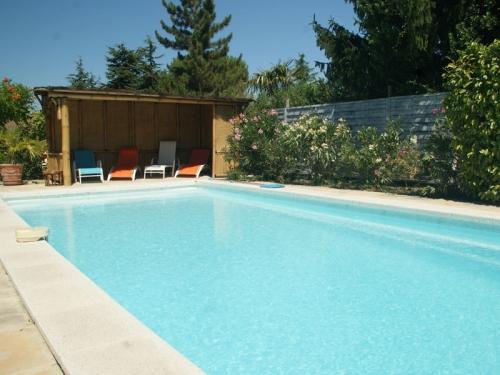 Reserve villa / house proche alès
