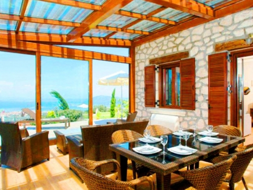 Holiday in house : lefkas