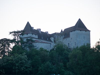 Louer château en  france