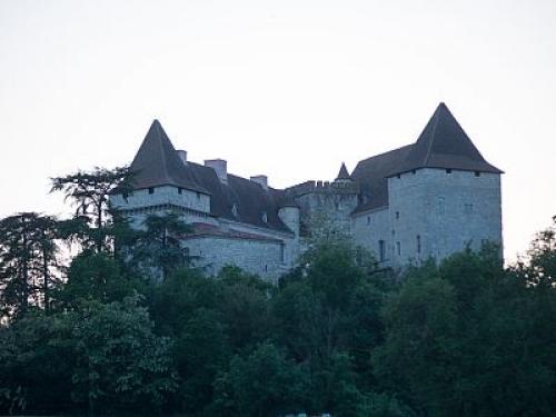 Château avec