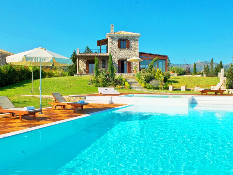 Villa / house ANEMONES 3 EXECUTIVE to rent in Lefkada