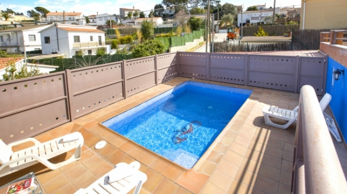 Villa / Haus Ferrero zu vermieten in Lloret de Mar - Lloret Blau