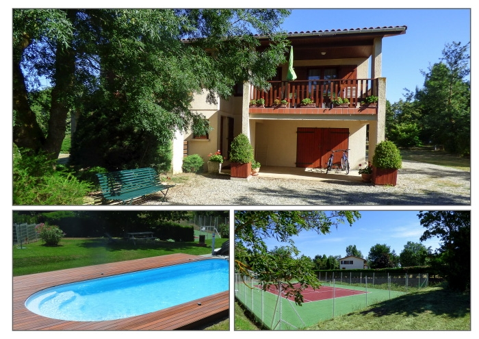 Villa / house La petite Toulousaine to rent in Toulouse