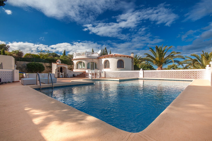 Villa / house Vue mer et standing to rent in Javea