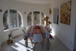 Villa / maison vue mer et standing à louer à javea