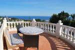 Location villa / maison vue mer et standing