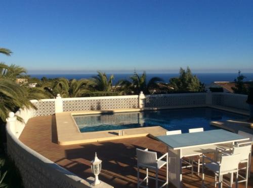 Property villa / house vue mer et standing