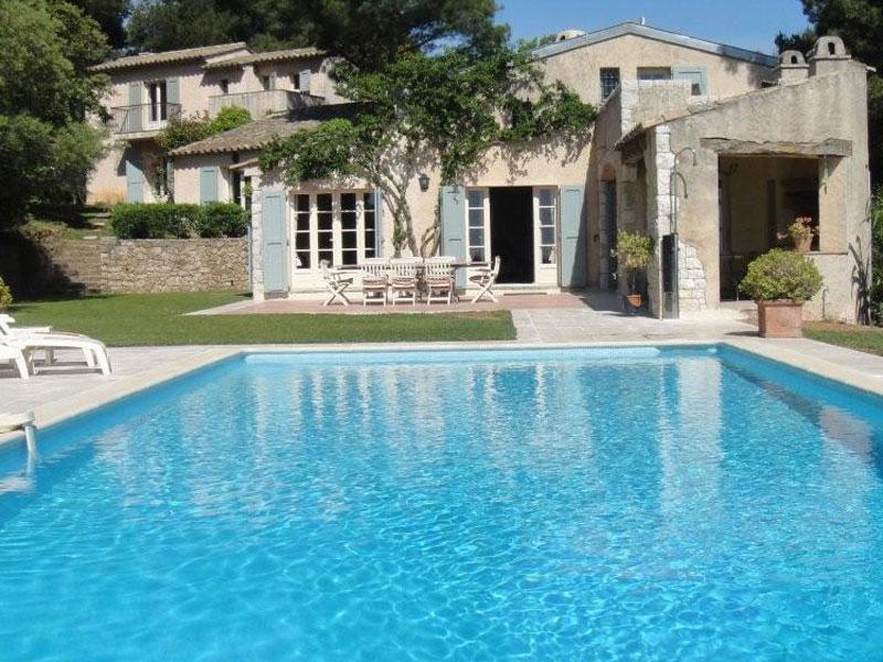 Villa / Maison luxe Vue Cap d'Antibes
