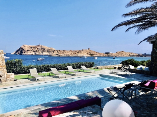 Location vacances France Corse de luxe