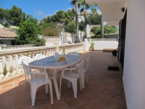 Villa / house angelo to rent in moraira
