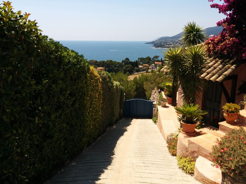 Location villa / maison maison vue mer