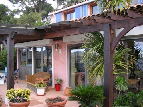 Reserve villa / house maison vue mer