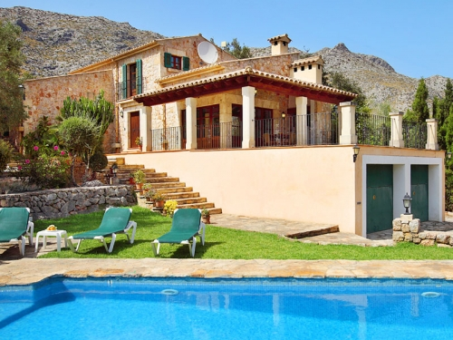 Villa / house Gatova Vera to rent in Cala Sant Vicenc
