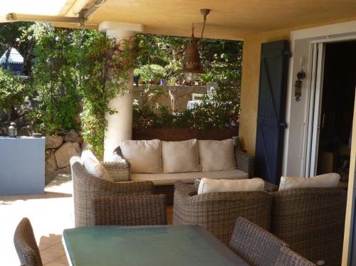 Villa / house vue mer et les îles to rent in porto-vecchio