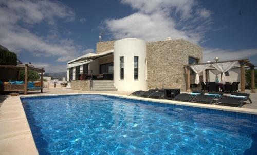Villa / Maison Vida à louer à Polop
