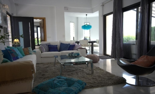 Villa / house vida to rent in polop