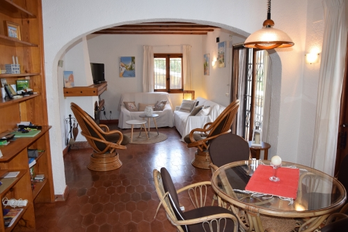 Rental villa / house la constancia
