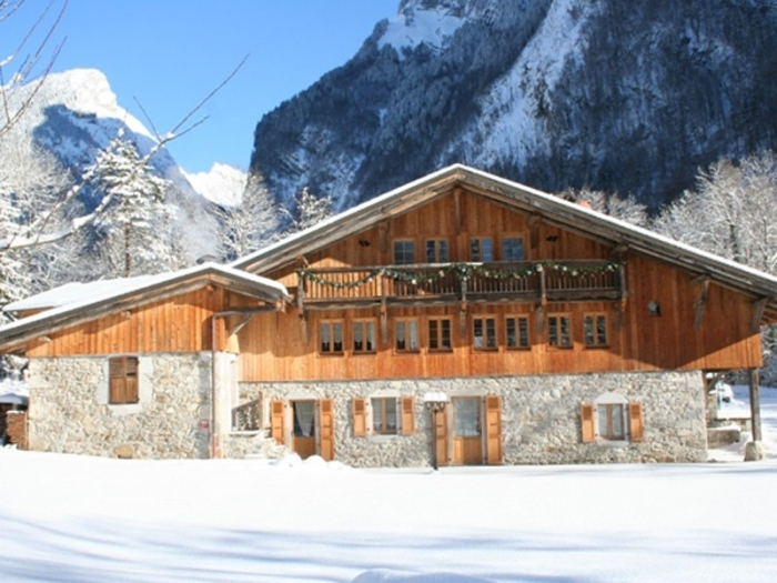 Chalet Cerf to rent in Samoëns