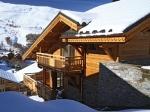 Chalet L'Aube to rent in Les Deux Alpes