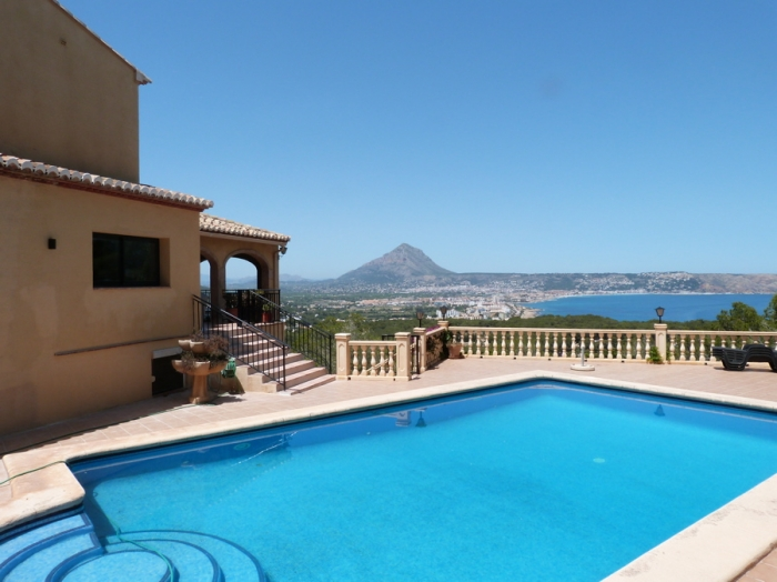 Villa / house Gil to rent in Javea