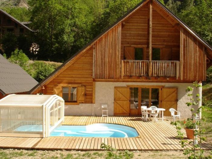 Chalet Au calme to rent in Les Deux Alpes