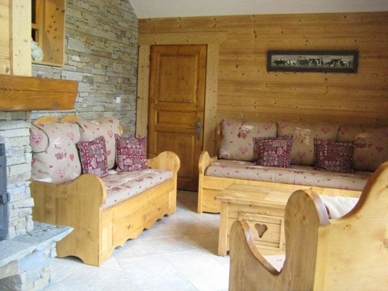 Chalets for 10 people