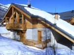 Chalets traditionnelle to rent in valloire