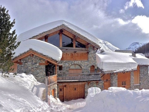 Chalets Ensoleillée to rent in Val d'Isère