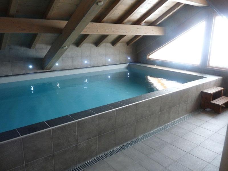 Location chalet la toussuire 12 personnes montou1401 for Tarif piscine lyon