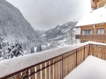 Chalet Le Balcon des neiges to rent in Châtel