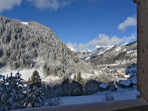 Reserve chalet le balcon des neiges