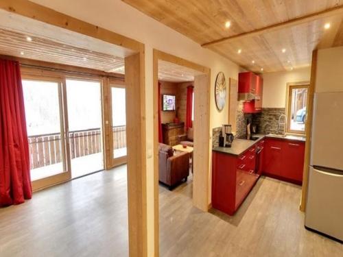 Property chalet le balcon des neiges
