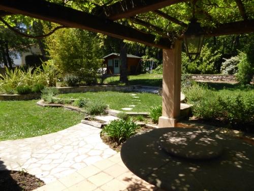 Villa / maison oasis de calme proche vence à louer à vence