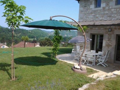 Property villa / house rives du lot