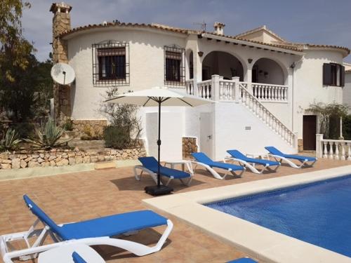 Villa / Maison A1-92 à louer à La Cumbre del Sol