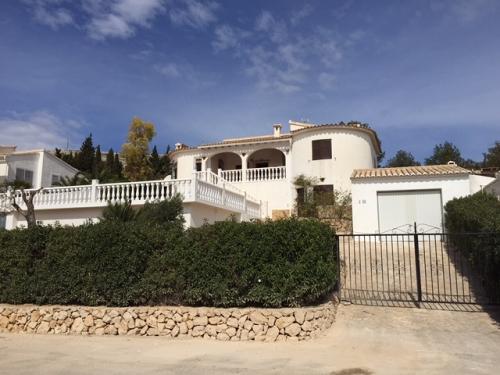 Villa / Maison Mer et piscine à louer à La Cumbre del Sol