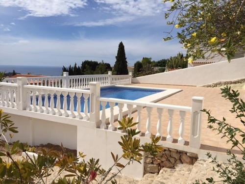 villa / maison mer et piscine