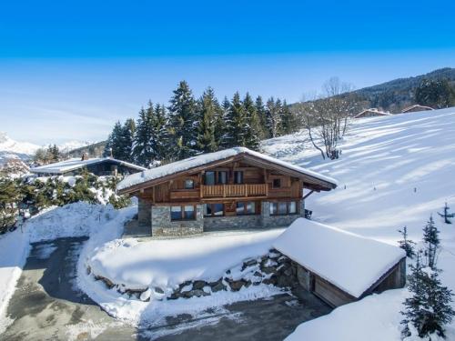 Chalets Jade bleu to rent in Megève