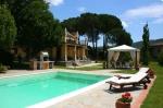 Villa / Haus La Cappucci zu vermieten in Castiglion Fiorentino